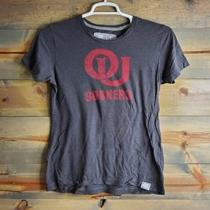Nike Sportwear Oklahoma Sooners Tshirt, grey/red